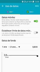 Samsung Galaxy J3 (2016) DualSim (J320) - Internet - Activar o desactivar la conexión de datos - Paso 5