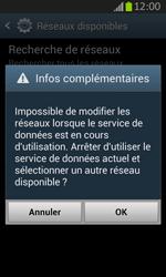 Samsung S7710 Galaxy Xcover 2 - Réseau - utilisation à l'étranger - Étape 13
