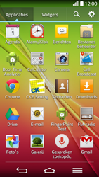 LG G2 mini LTE - E-mail - Hoe te versturen - Stap 3