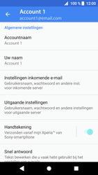 Sony Xperia XZ1 (G8341) - E-mail - Instellingen KPNMail controleren - Stap 24