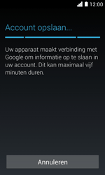 Huawei Ascend Y330 - Applicaties - Account aanmaken - Stap 18