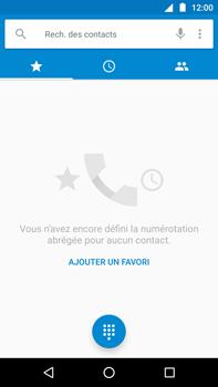 Motorola Moto Z Play - Messagerie vocale - Configuration manuelle - Étape 4