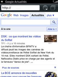 BlackBerry 9810 Torch - Internet - Navigation sur Internet - Étape 7