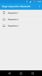 Sony Xperia Z5 - Bluetooth - Transferir archivos a través de Bluetooth - Paso 13