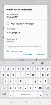 Samsung galaxy-note-9-sm-n960f - WiFi - Mobiele hotspot instellen - Stap 10