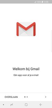 Samsung Galaxy S9 - E-mail - e-mail instellen (gmail) - Stap 5