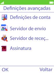 NOS Hakan - Email - Configurar a conta de Email -  31
