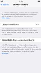 Apple iPhone 6 - iOS 11 - Bateria - Desactivar a gestão de desempenho -  7