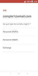 Alcatel 1X - E-mails - Ajouter ou modifier un compte e-mail - Étape 10
