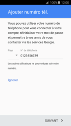 Samsung A510F Galaxy A5 (2016) - Applications - Créer un compte - Étape 14