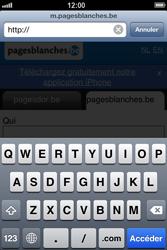 Apple iPhone 4 - iOS 6 - Internet - navigation sur Internet - Étape 15
