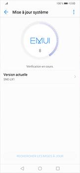 Huawei Mate 20 lite - Aller plus loin - Mettre à jour le logiciel interne de votre mobile - Étape 6