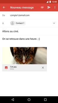 Huawei Nexus 6P - Android Oreo - E-mail - envoyer un e-mail - Étape 14