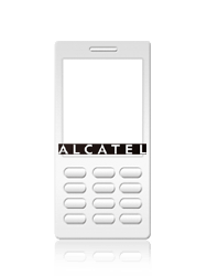 Alcatel  Other - MMS - Automatic configuration - Step 1