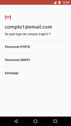 Motorola Moto G5 - E-mail - Configuration manuelle - Étape 10