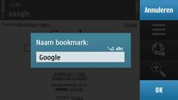 Nokia N97 - Internet - Internetten - Stap 6