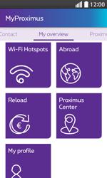 LG L70 - Applications - MyProximus - Step 19