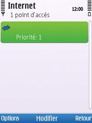 Nokia C5-00 - Internet - Configuration manuelle - Étape 12