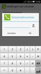 Alcatel One Touch POP D5 (OT-5038X) - Voicemail - Handmatig instellen - Stap 9