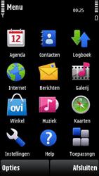 Nokia X6-00 - Mms - Handmatig instellen - Stap 19