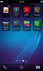 BlackBerry Z10 - Applications - Supprimer une application - Étape 6