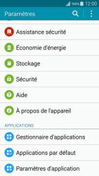 Samsung Galaxy A3 (A300FU) - Sécuriser votre mobile - Personnaliser le code PIN de votre carte SIM - Étape 4
