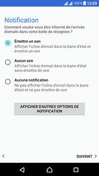 Sony Xperia L1 - E-mails - Ajouter ou modifier votre compte Outlook - Étape 14