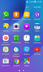 Samsung Galaxy J1 (2016) (J120) - E-mail - Configurar Yahoo! - Paso 3