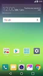 LG H840 G5 SE - Internet - Navigation sur internet - Étape 1