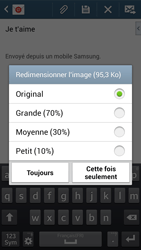 Samsung G386F Galaxy Core LTE - E-mail - envoyer un e-mail - Étape 17