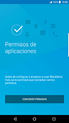 BlackBerry DTEK 50 - E-mail - Configurar correo electrónico - Paso 5