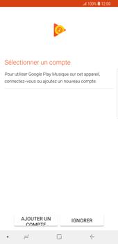 Samsung Galaxy S9 Plus - Photos, vidéos, musique - Ecouter de la musique - Étape 4