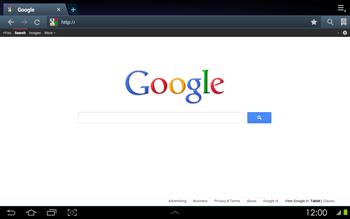 Samsung P5100 Galaxy Tab 2 10-1 - Internet - Internet browsing - Step 7