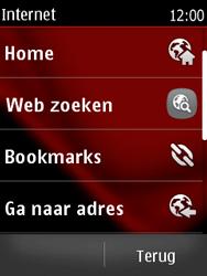 Nokia Asha 300 - Internet - Internet gebruiken - Stap 4