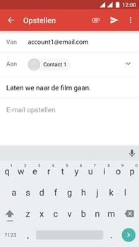 OnePlus 3 - E-mail - hoe te versturen - Stap 8