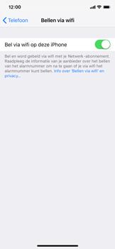 Apple iphone-xs-model-A1920 - Bellen - WiFi Bellen (VoWiFi) - Stap 7