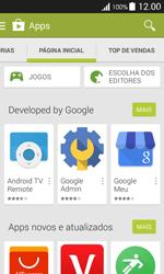 Samsung G357 Galaxy Ace 4 - Aplicativos - Como baixar aplicativos - Etapa 5