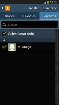 Samsung Galaxy Note 3 - E-mail - Escribir y enviar un correo electrónico - Paso 7