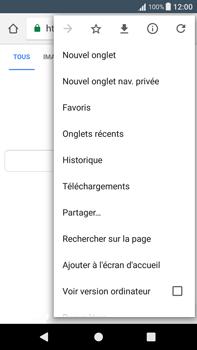 Sony Xperia XA1 Plus - Internet - Navigation sur internet - Étape 8