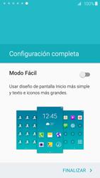 Samsung Galaxy S6 - Primeros pasos - Activar el equipo - Paso 19