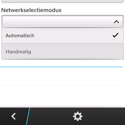 BlackBerry Q5 - Bellen - in het buitenland - Stap 7