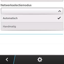BlackBerry Q5 - Buitenland - Bellen, sms en internet - Stap 8