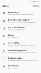 Samsung A520 Galaxy A5 (2017) - Device maintenance - Create a backup of your data - Step 4