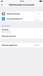Apple iPhone 6 - iOS 12 - E-mail - e-mail instellen (outlook) - Stap 10