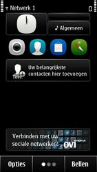 Nokia 500 - Netwerk - Gebruik in het buitenland - Stap 11