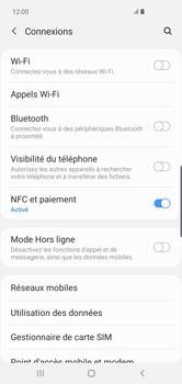 Samsung Galaxy S10 Plus - Internet - configuration manuelle - Étape 6