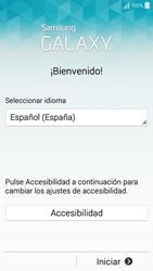 Samsung Galaxy A3 - Primeros pasos - Activar el equipo - Paso 3