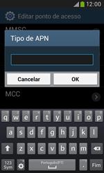 Samsung Galaxy Trend Plus - Internet no telemóvel - Como configurar ligação à internet -  14