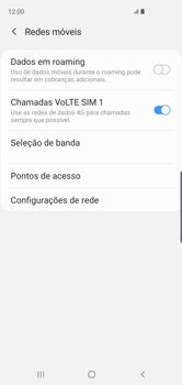 Samsung Galaxy S10 - Internet (APN) - Como configurar a internet do seu aparelho (APN Nextel) - Etapa 8