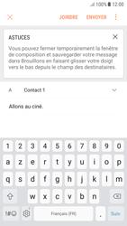 Samsung Galaxy A3 (2016) - Android Nougat - E-mail - envoyer un e-mail - Étape 9